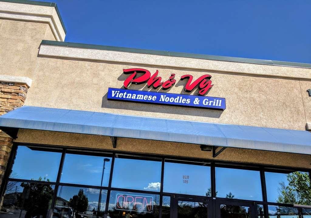 Pho Vy - Parker - restaurant  | Photo 3 of 10 | Address: 18366 Lincoln Ave #109, Parker, CO 80134, USA | Phone: (303) 840-7300