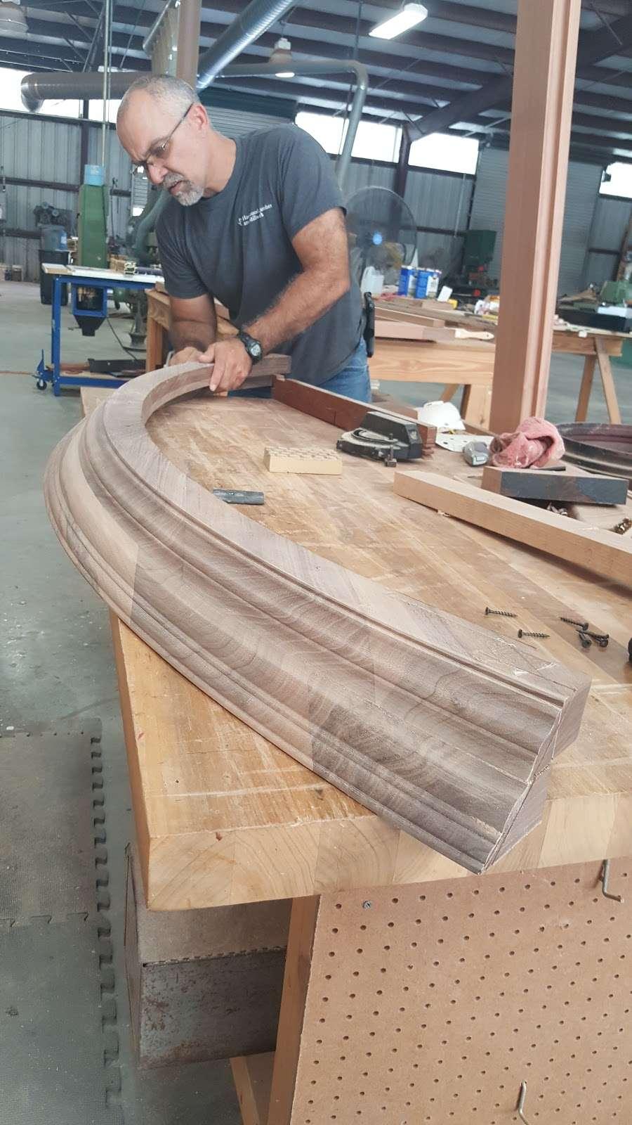 Hardwood Lumber & Millwork - store  | Photo 8 of 10 | Address: 4316 Wallace Rd, Lakeland, FL 33812, USA | Phone: (863) 646-8681