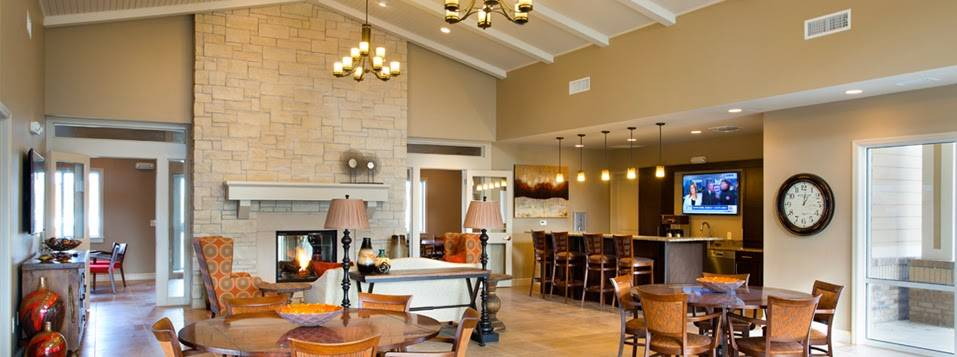 SunSTONE Apartment Homes at Fox Ridge - real estate agency    Photo 10 of 10   Address: 3540 N Maize Rd, Wichita, KS 67205, USA   Phone: (316) 558-5200