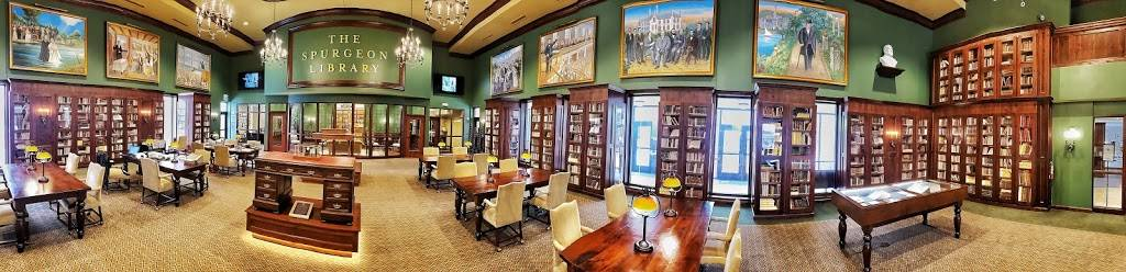 The Spurgeon Center - library  | Photo 7 of 9 | Address: Kansas City, MO 64118, USA | Phone: (816) 414-3700