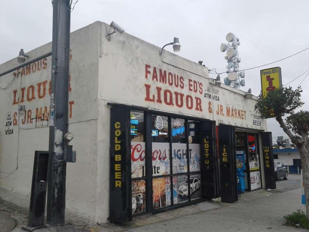 FAMOUS ED LIQUR & JR MARKET - store  | Photo 5 of 10 | Address: 2720 Whittier Blvd, Los Angeles, CA 90023, USA | Phone: (323) 269-4297