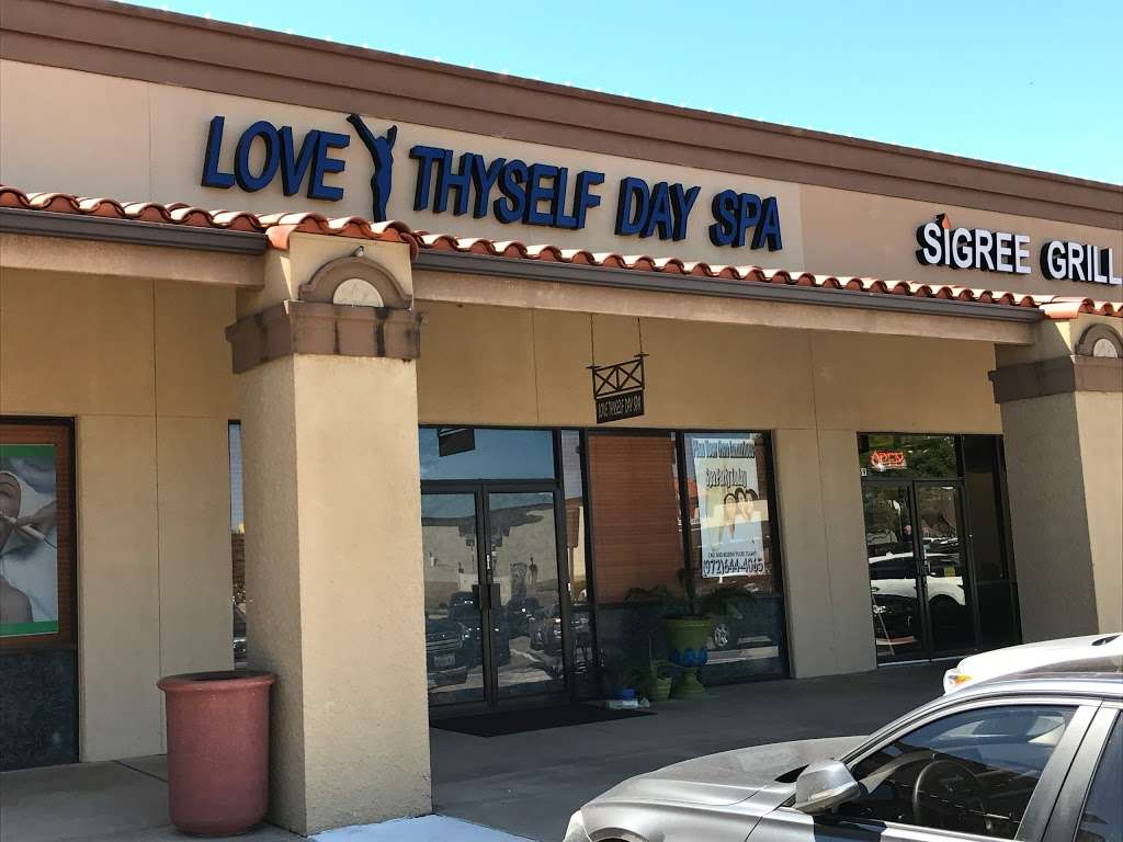 Love Thyself Day Spa - spa  | Photo 1 of 8 | Address: 101 S Coit Rd #349, Richardson, TX 75080, USA | Phone: (972) 644-4065