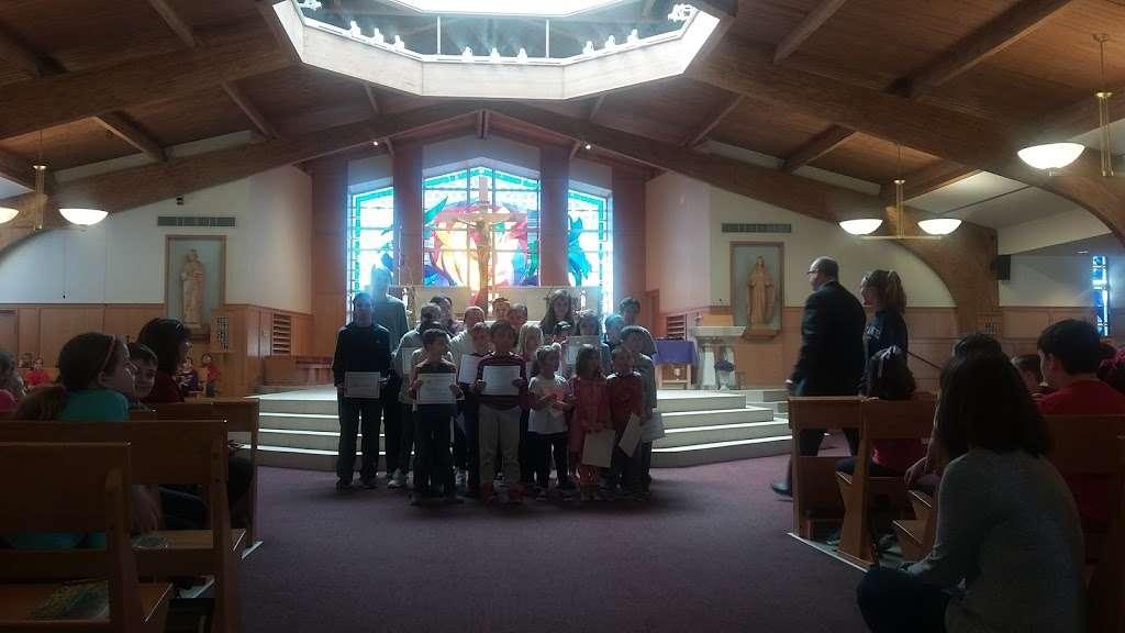 Saint Alphonsus Catholic Church - church  | Photo 9 of 10 | Address: 33 Conwell Dr, Maple Glen, PA 19002, USA | Phone: (215) 646-4600