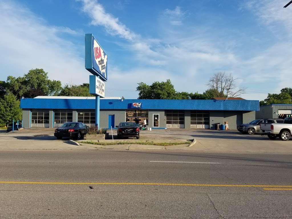 USA Muffler & Brakes - car repair  | Photo 4 of 10 | Address: 4625 W 37th Ave, Hobart, IN 46342, USA | Phone: (219) 947-2511