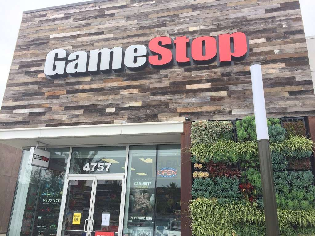 Gamestop 4757 Firestone Blvd South Gate Ca 90280 Usa