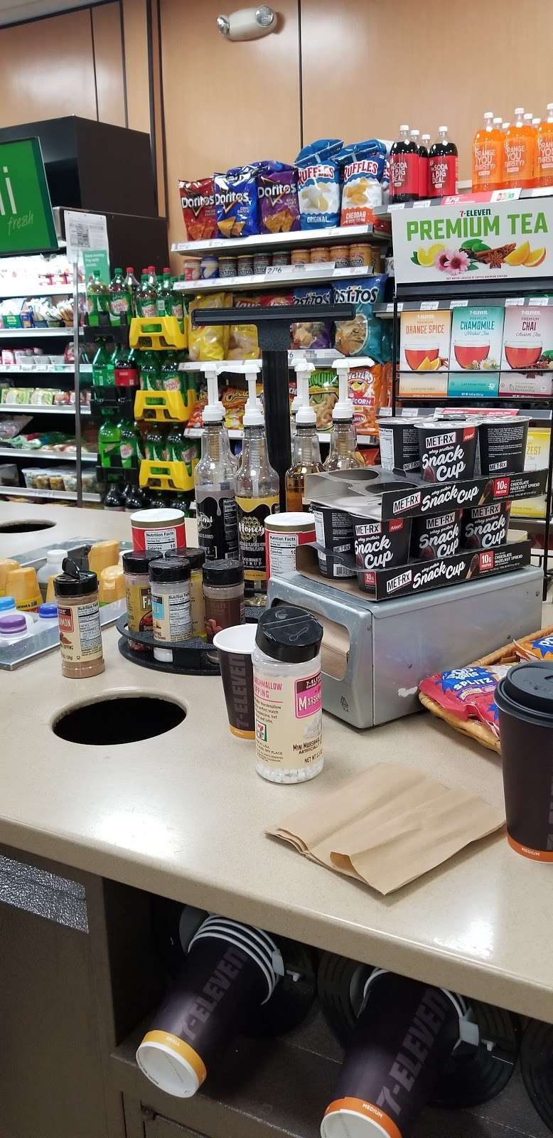 7-Eleven - convenience store  | Photo 5 of 10 | Address: 1189 Route 9 North, Old Bridge Township, NJ 08857, USA | Phone: (732) 727-0407