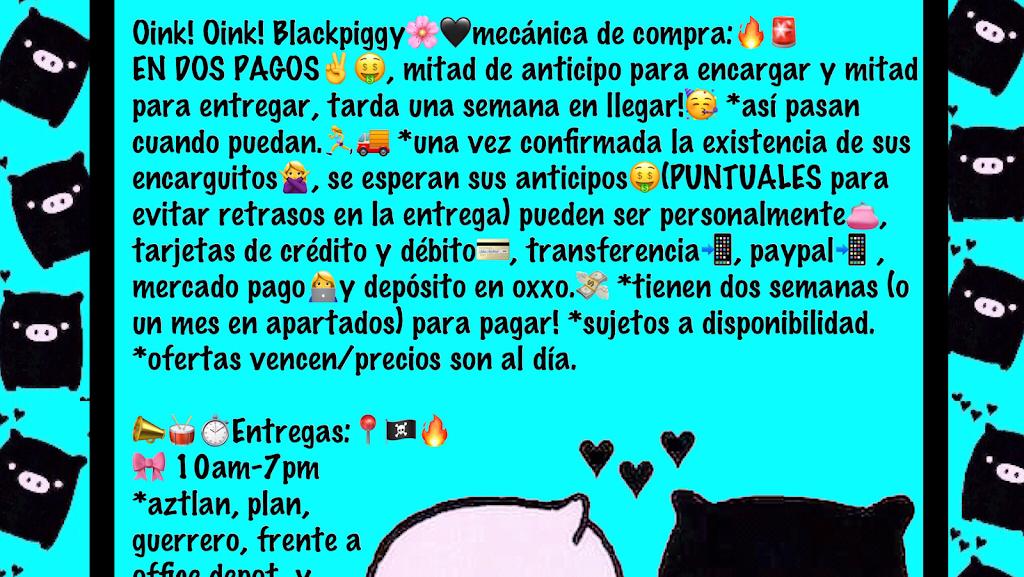 Blackpiggy's House🖤 - clothing store  | Photo 1 of 1 | Address: Xochitl 5843, Aztlan, 22705 Rosarito, B.C., Mexico | Phone: 661 124 3468