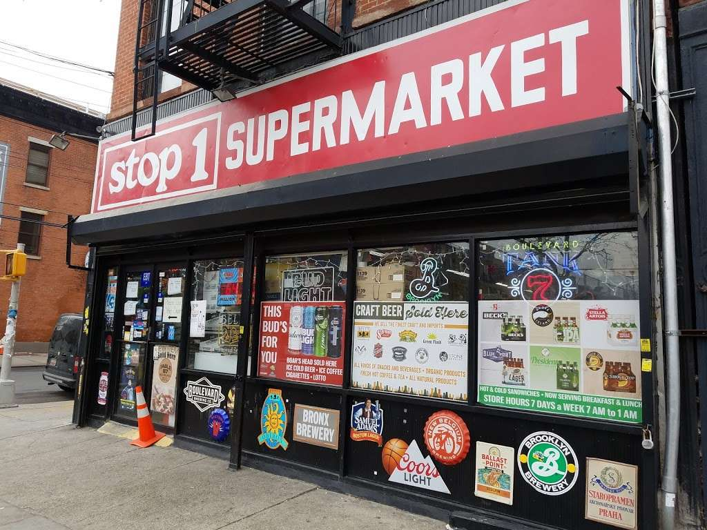 Stop 1 Supermarket - store  | Photo 2 of 2 | Address: 368 Van Brunt St, Brooklyn, NY 11231, USA