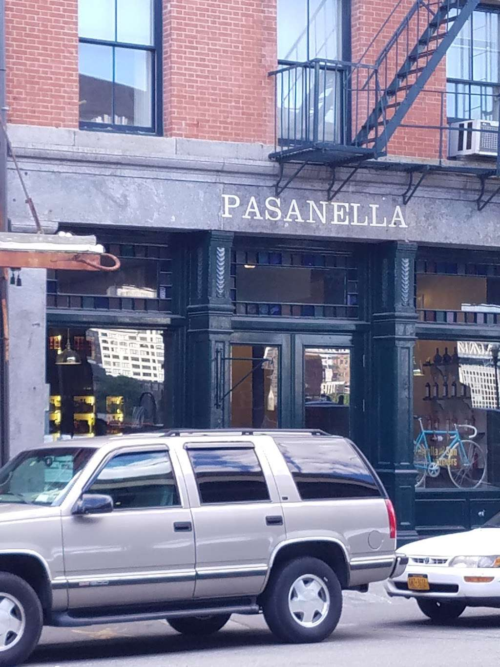 Pasanella & Son Vintners - store  | Photo 9 of 10 | Address: 115 South St, New York, NY 10038, USA | Phone: (212) 233-8383