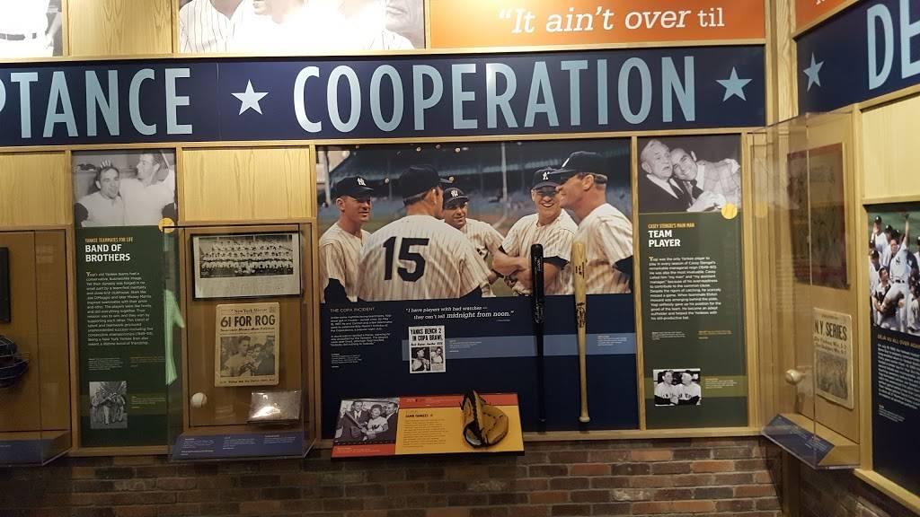 Yogi Berra Museum - museum  | Photo 1 of 8 | Address: 8 Yogi Berra Drive, Little Falls, NJ 07424, USA | Phone: (973) 655-2378