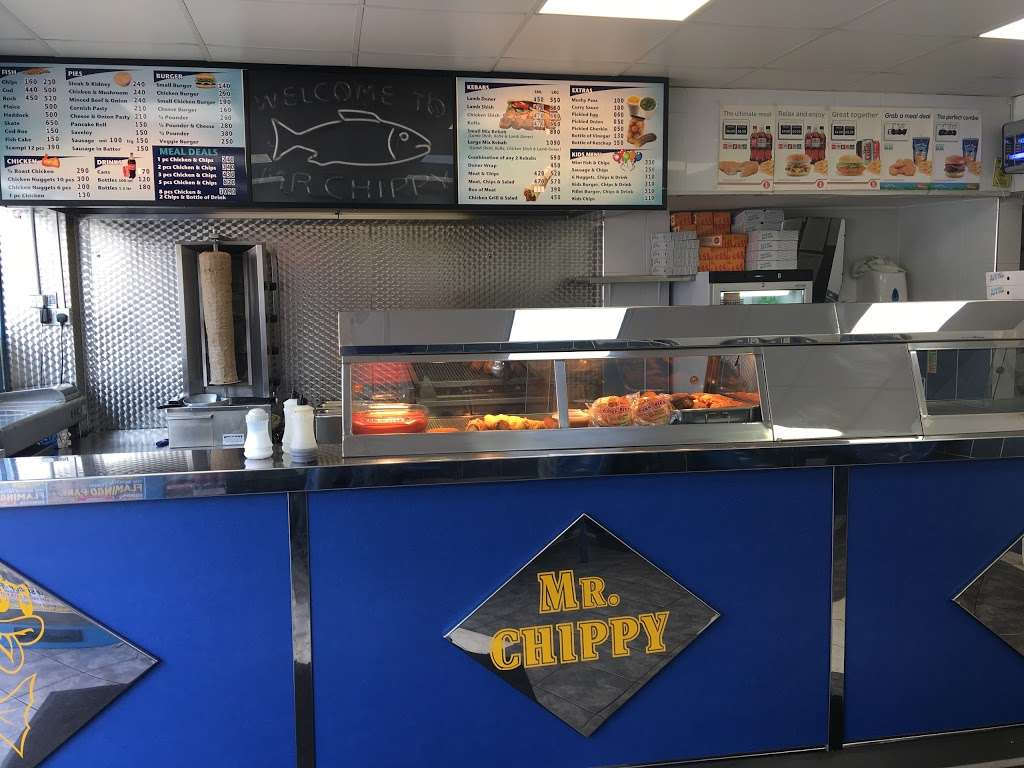 Mr chippy - meal takeaway    Photo 1 of 10   Address: 8 Crays Parade Main Road, Orpington, Orpington kent BR5 3HG, UK   Phone: 01689 820032