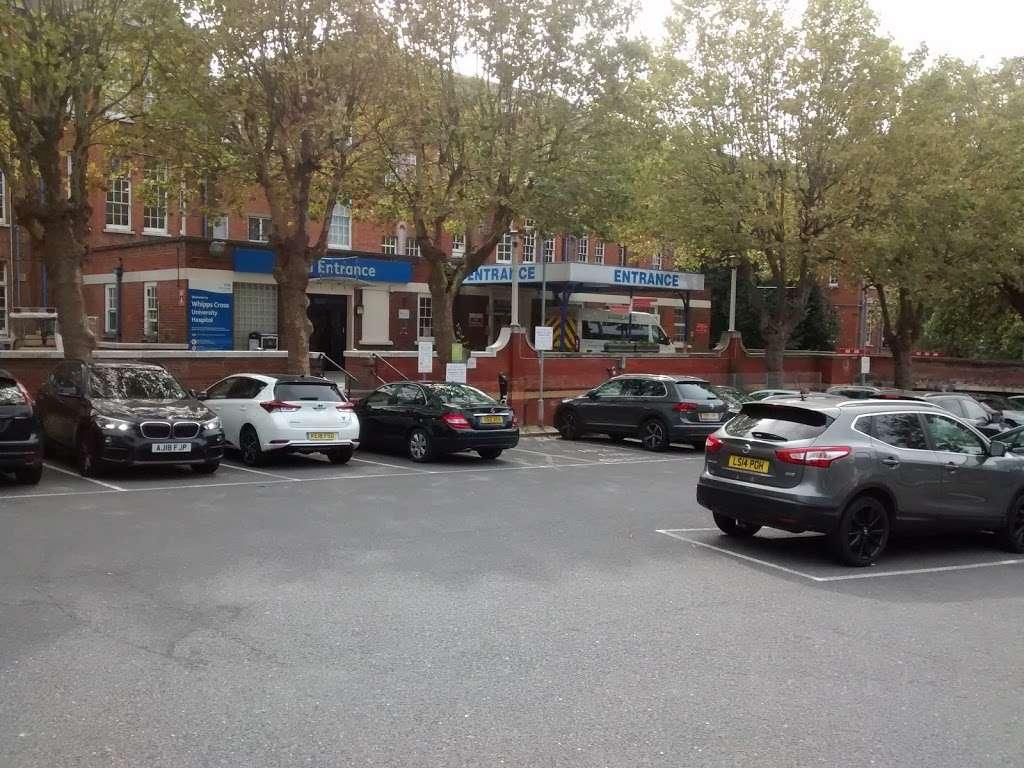 Whipps Cross University Hospital - hospital    Photo 3 of 10   Address: Whipps Cross Rd, Leytonstone, London E11 1NR, UK   Phone: 020 8539 5522