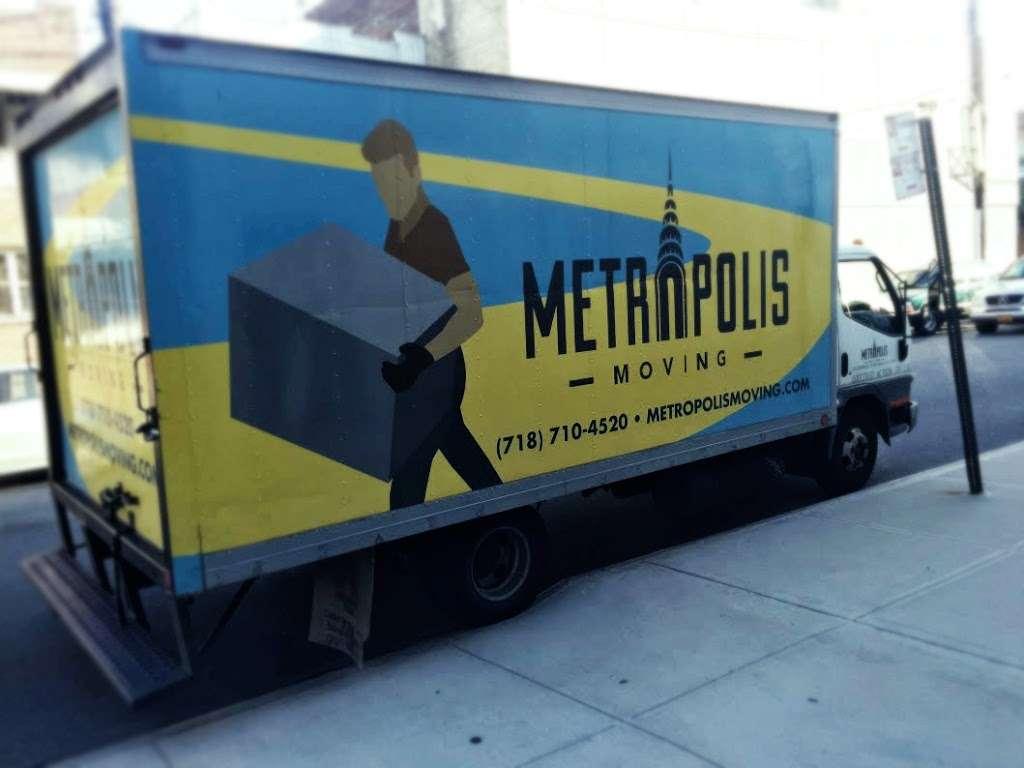 Metropolis Moving - moving company  | Photo 4 of 10 | Address: 476 Jefferson St, Brooklyn, NY 11237, USA | Phone: (718) 710-4520