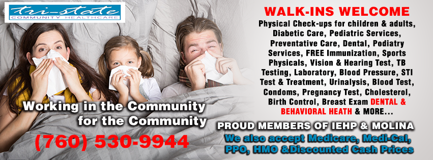 Tri-State Community Healthcare Center - doctor  | Photo 4 of 10 | Address: 11888 Bartlett Ave, Adelanto, CA 92301, USA | Phone: (760) 530-9944