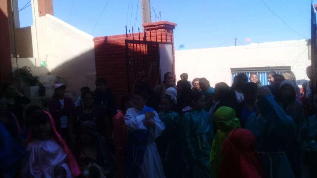 Parroquia San Judas Tadeo Pedregal Sta. Julia, Tijuana. - church  | Photo 4 of 10 | Address: Lucrecia Toris 6207, Pedregalde Sta Julia, 22604 Tijuana, B.C., Mexico | Phone: 664 636 3526