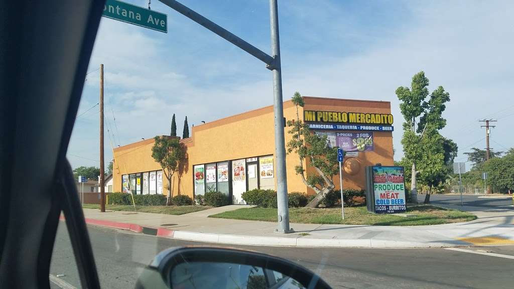 Mi Pueblo Mercadito - convenience store    Photo 4 of 6   Address: 9069 Citrus Ave, Fontana, CA 92335, USA   Phone: (909) 429-8498