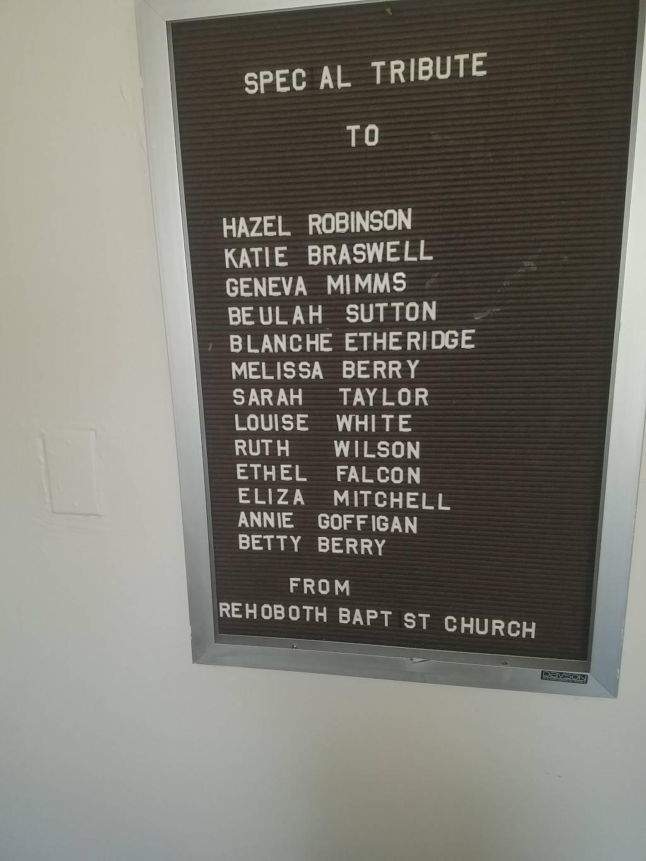 Rehoboth Baptist Church - church  | Photo 4 of 6 | Address: 182 S Birdneck Rd, Virginia Beach, VA 23451, USA | Phone: (757) 425-5225