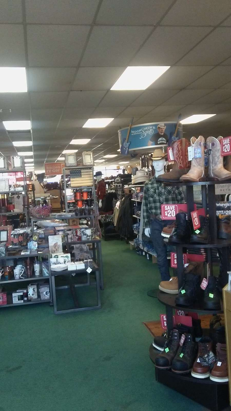 Boot Barn - shoe store  | Photo 6 of 10 | Address: 18420 Hawthorne Blvd, Torrance, CA 90504, USA | Phone: (310) 214-8555