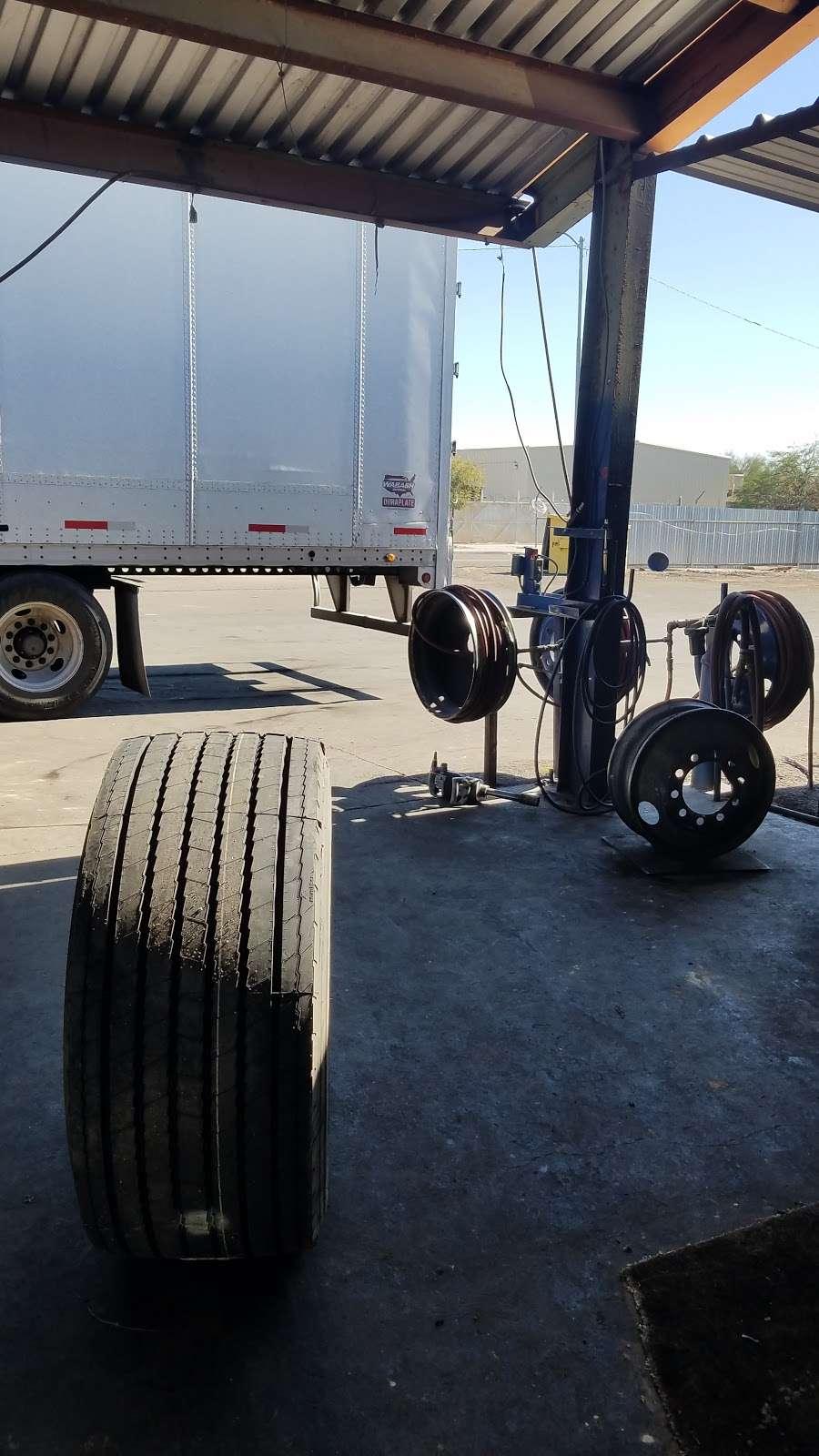 Nunez Tire - car repair    Photo 2 of 7   Address: 3101 W Buckeye Rd, Phoenix, AZ 85009, USA   Phone: (602) 455-8709