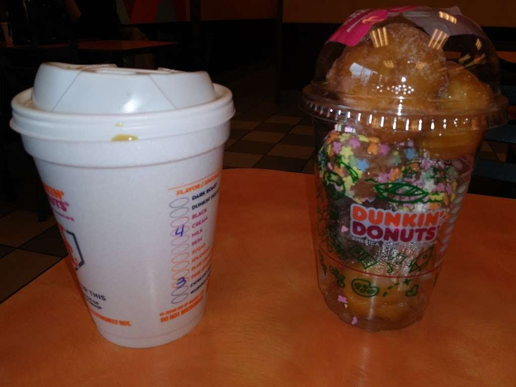 Dunkin Donuts - cafe  | Photo 7 of 10 | Address: 9001 Bergenline Ave, North Bergen, NJ 07047, USA | Phone: (201) 662-1111