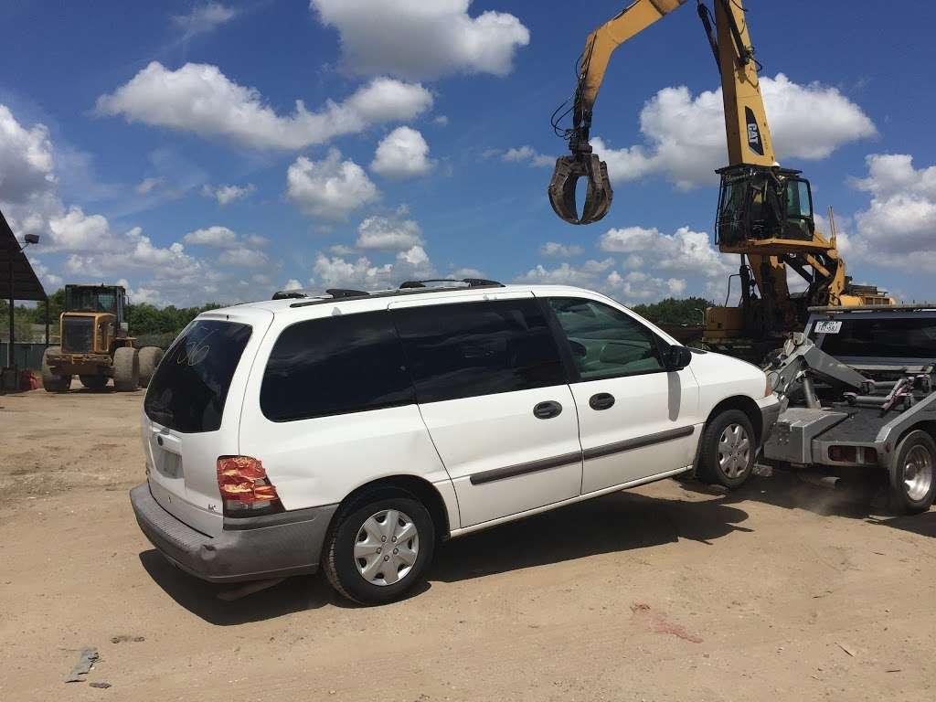 SOUTHSIDE U-PULL-IT - car repair  | Photo 8 of 10 | Address: 3515 Almeda Genoa Rd, Houston, TX 77047, USA | Phone: (832) 968-7473