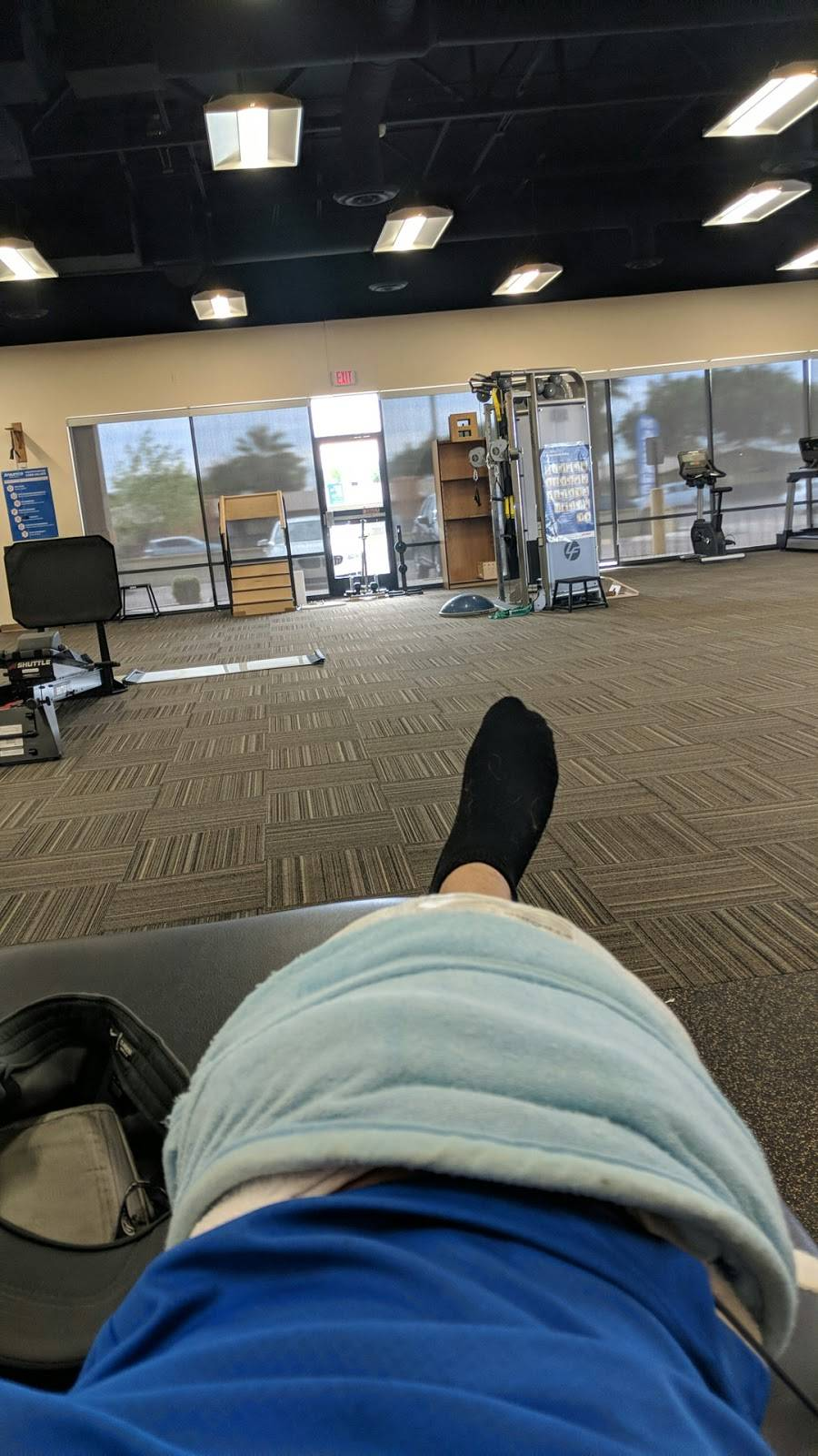 Athletico Physical Therapy - Mesa West - physiotherapist  | Photo 5 of 8 | Address: 425 N Stapley Dr UNIT 105, Mesa, AZ 85203, USA | Phone: (480) 729-8317
