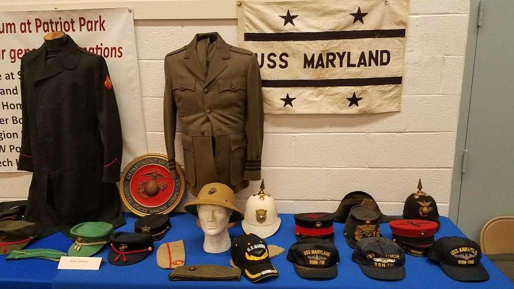 Maryland Veterans Museum at Patriot Park - museum  | Photo 7 of 10 | Address: 11000 Crain Hwy, Newburg, MD 20664, USA | Phone: (301) 932-1900