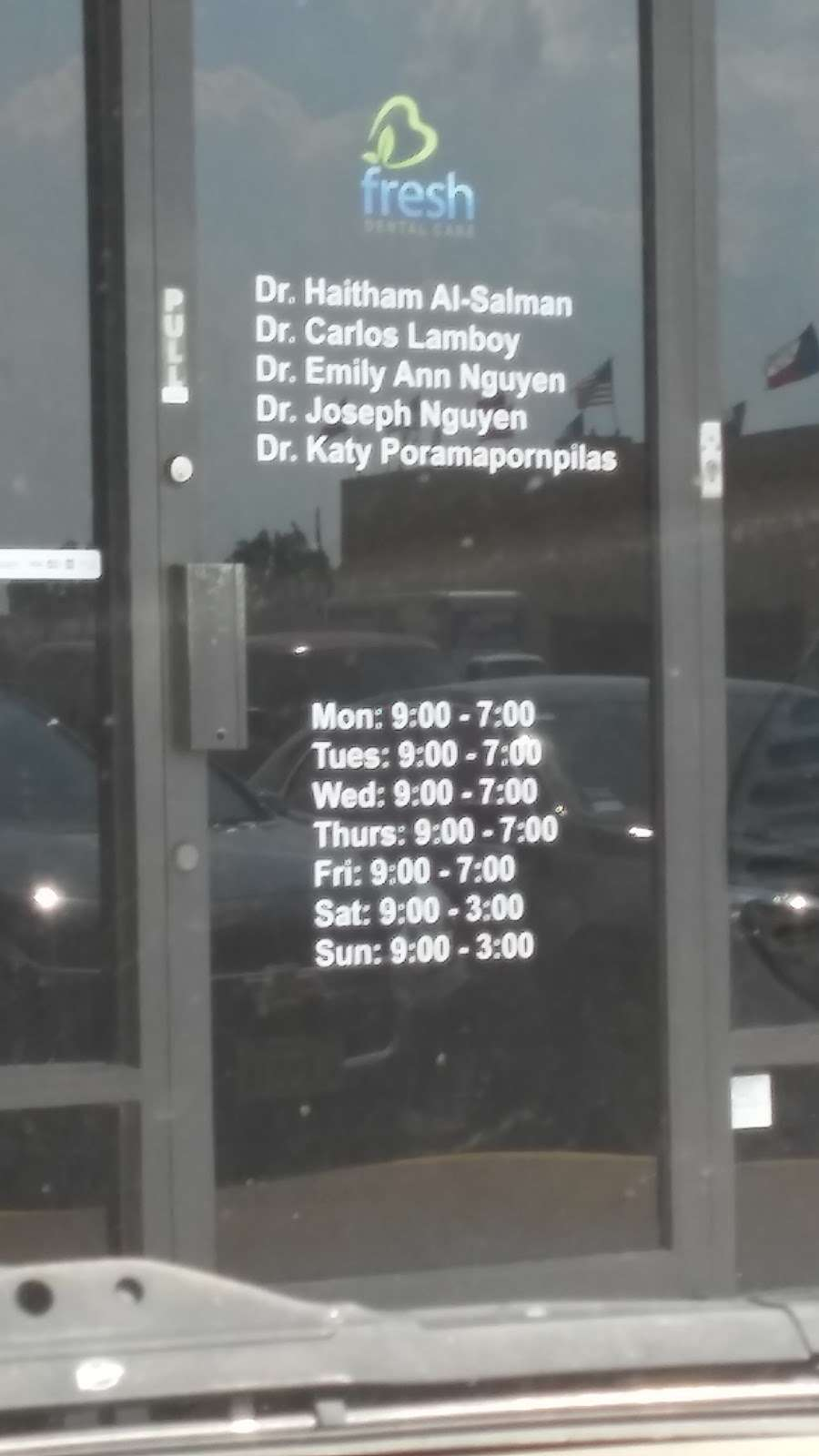 FRESH DENTAL CARE - 45 North - dentist  | Photo 9 of 9 | Address: 5900 North Fwy Suite #105, Houston, TX 77076, USA | Phone: (281) 771-1111