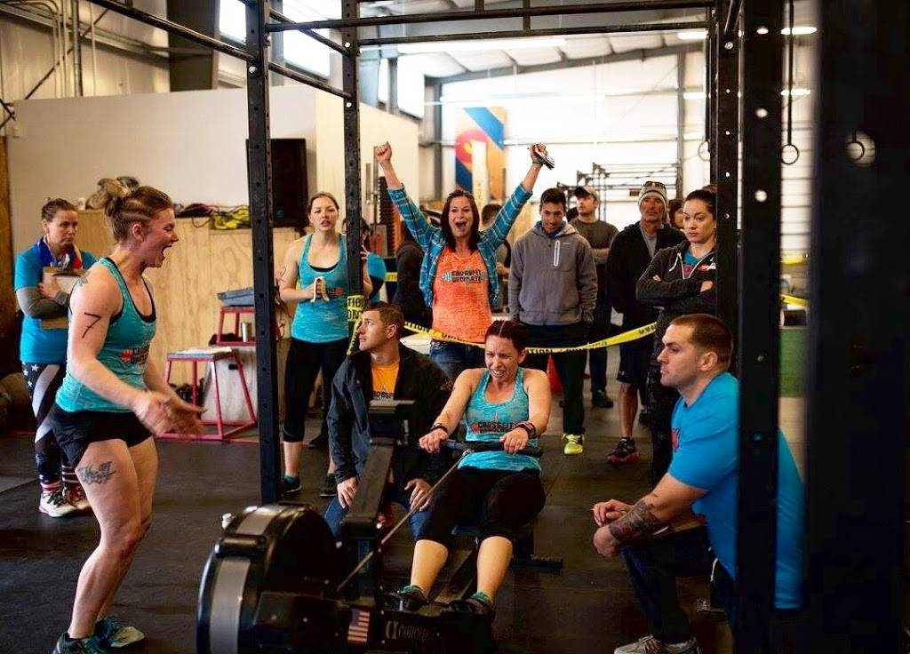 CrossFit Decimate - gym  | Photo 6 of 8 | Address: 6150 Stadia Ct, Colorado Springs, CO 80915, USA | Phone: (719) 213-8057