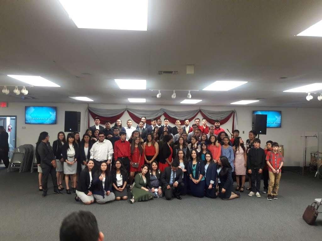 Iglesia Cristiana Pan De Vida Cristian church - church  | Photo 5 of 10 | Address: 2506 W Mt Houston Rd, Houston, TX 77038, USA | Phone: (832) 953-6611