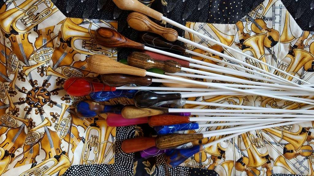 Music Works Custom Batons - electronics store    Photo 7 of 10   Address: P.O.Box 303, 311 Eureka St, Central City, CO 80427, USA   Phone: (303) 322-4560