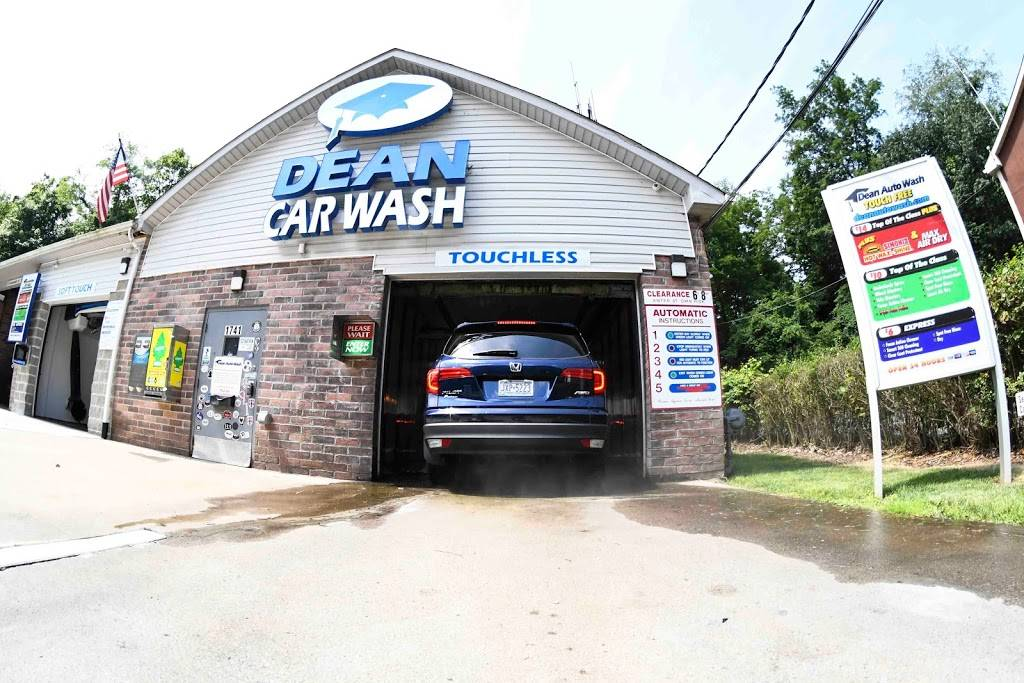 DEAN CAR WASH and Dog Wash - car wash  | Photo 6 of 10 | Address: 1741 Painters Run Rd, Pittsburgh, PA 15241, USA | Phone: (412) 427-3811