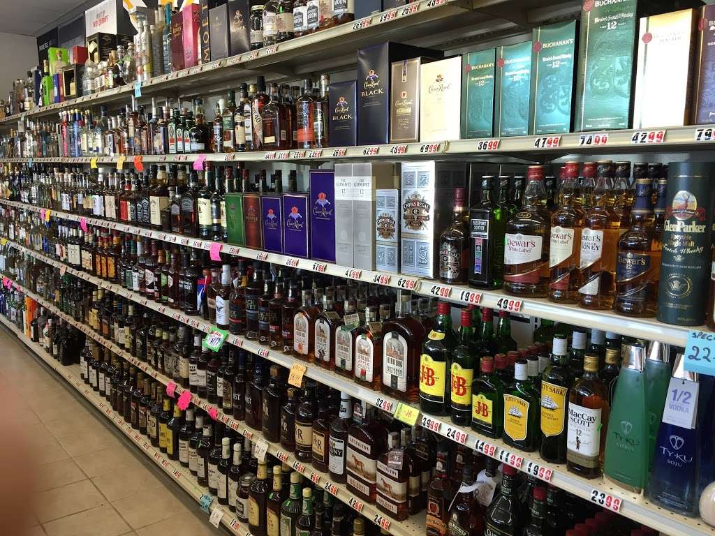 Five Palms Liquor Store 6010 Old Pearsall Rd San