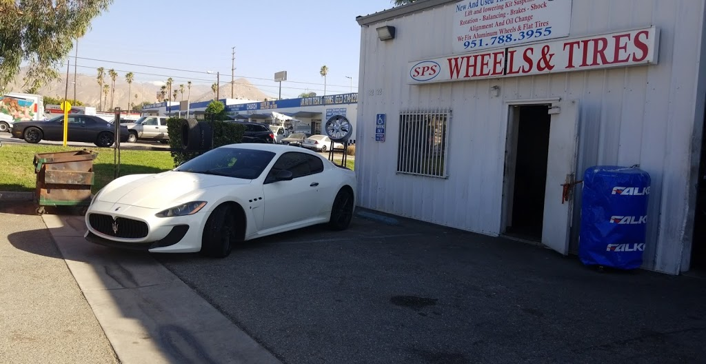 SPS Wheels And Tires - car repair  | Photo 1 of 10 | Address: 3232 Center St, Riverside, CA 92501, USA | Phone: (951) 788-3955