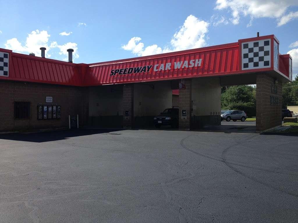 Speedway Car Wash - car wash  | Photo 1 of 2 | Address: 832 N Bedford St, East Bridgewater, MA 02333, USA | Phone: (508) 378-8157