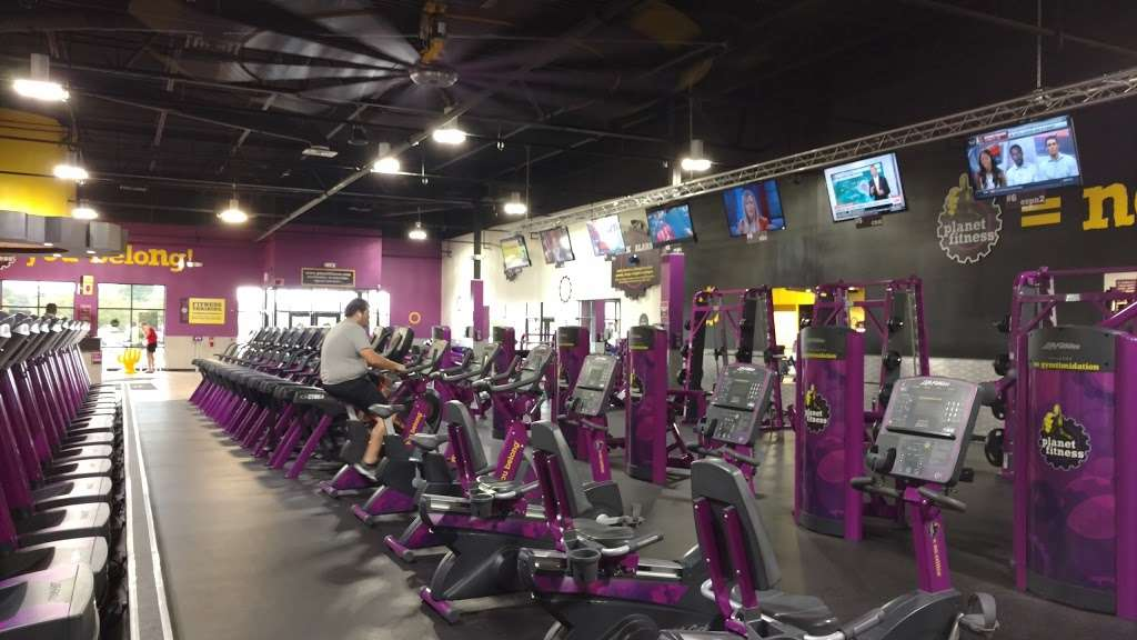 Planet Fitness 4366 S Scatterfield Rd Anderson In 46013 Usa