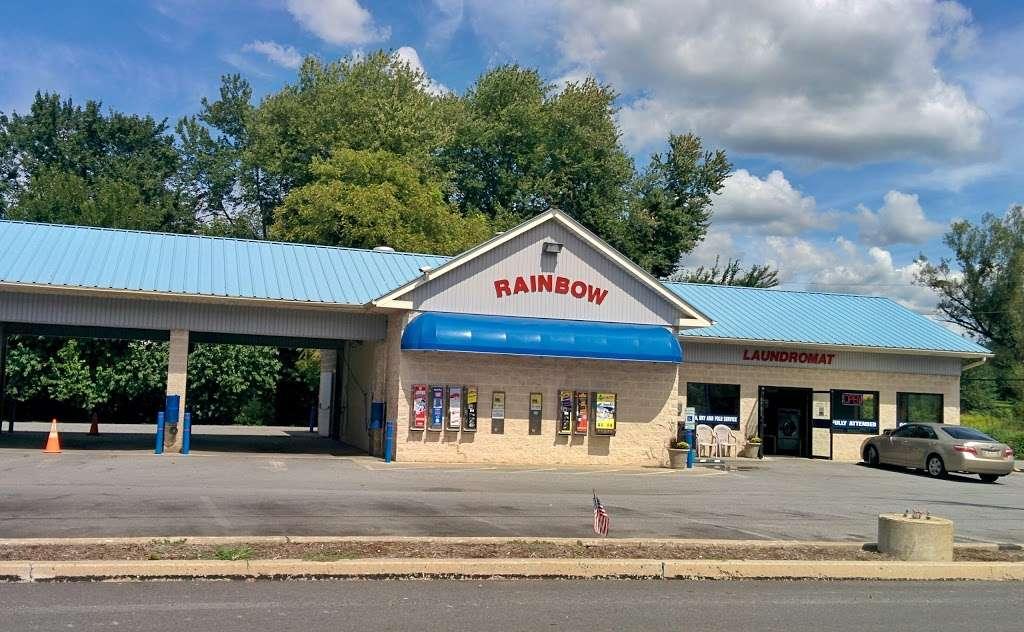 Rainbow Car Wash - car wash  | Photo 1 of 8 | Address: 891 US-30 BUS, Coatesville, PA 19320, USA | Phone: (610) 384-1388