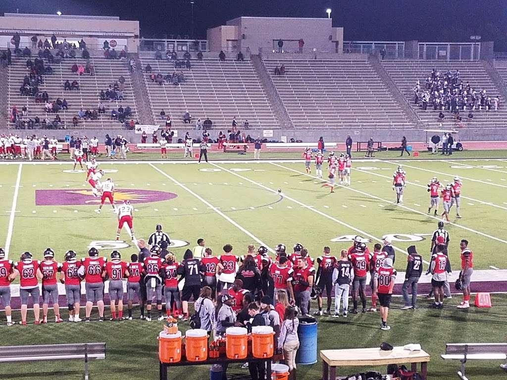 John Kincaide Stadium - stadium  | Photo 6 of 10 | Address: 9100 S Polk St, Dallas, TX 75232, USA | Phone: (855) 452-2828
