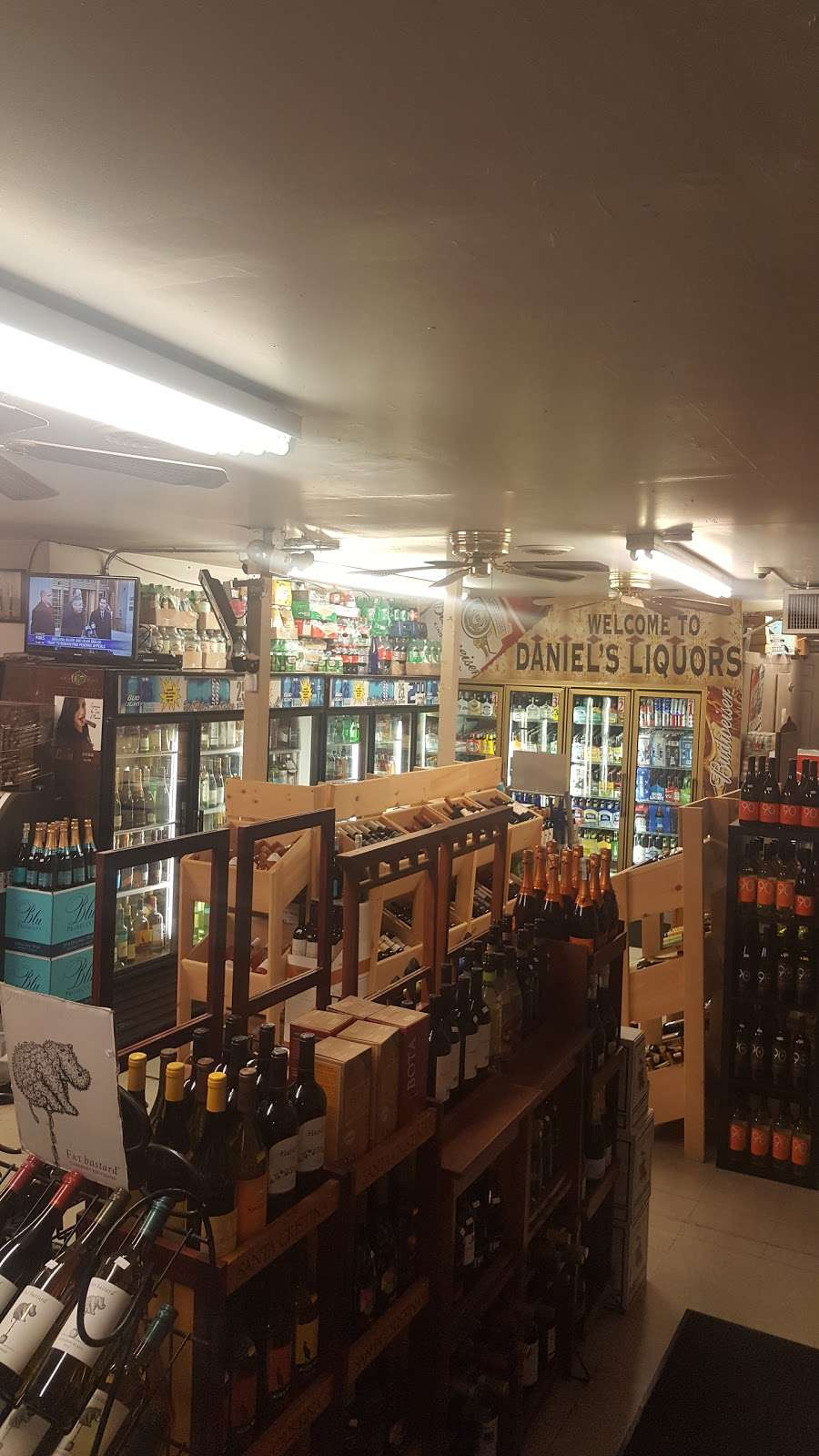Daniel Liquors & Wines Inc - store  | Photo 10 of 10 | Address: 87 Garden St, Hoboken, NJ 07030, USA | Phone: (201) 656-9997
