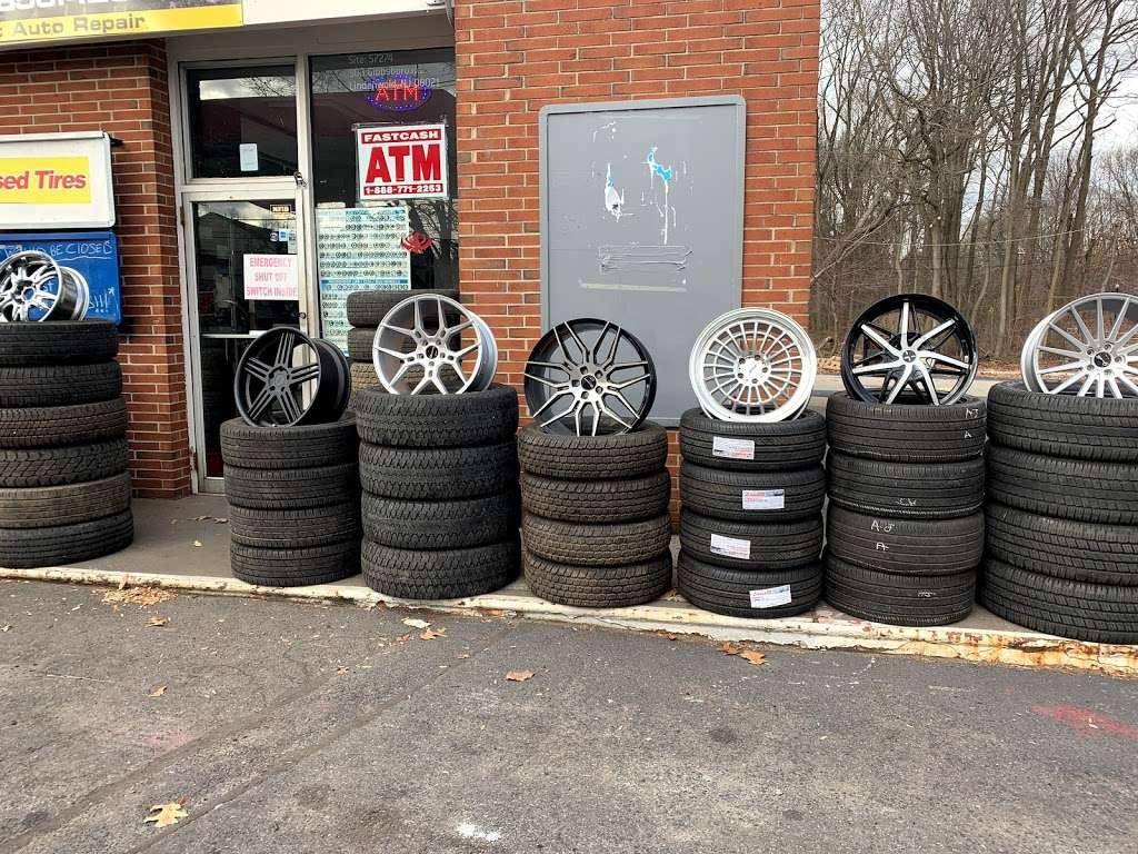 Lindenwold Tire Center - car repair  | Photo 9 of 10 | Address: 500 E Gibbsboro Rd, Lindenwold, NJ 08021, USA | Phone: (856) 426-5635