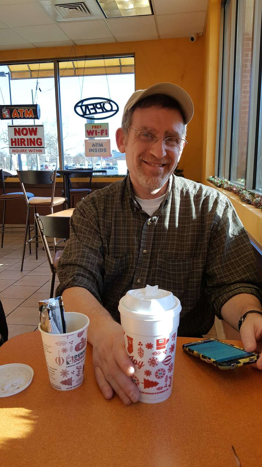 Dunkin Donuts - cafe    Photo 8 of 10   Address: 421 N Broadway, Pennsville, NJ 08070, USA   Phone: (856) 299-2035