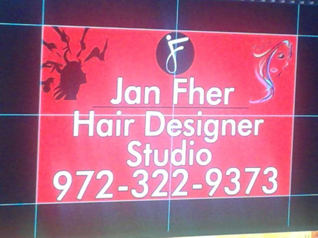 Jan Fher Hair Designer studio - hair care    Photo 7 of 10   Address: 842 S Galloway Ave, Mesquite, TX 75149, USA   Phone: (972) 322-9373