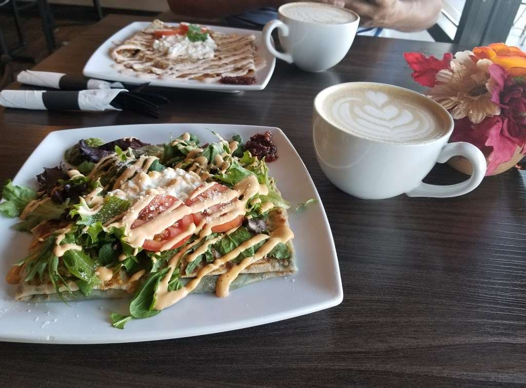 Colados Coffee & Crepes - cafe    Photo 9 of 9   Address: 10685 W Indian School Rd Suite G, Avondale, AZ 85392, USA   Phone: (623) 215-3826