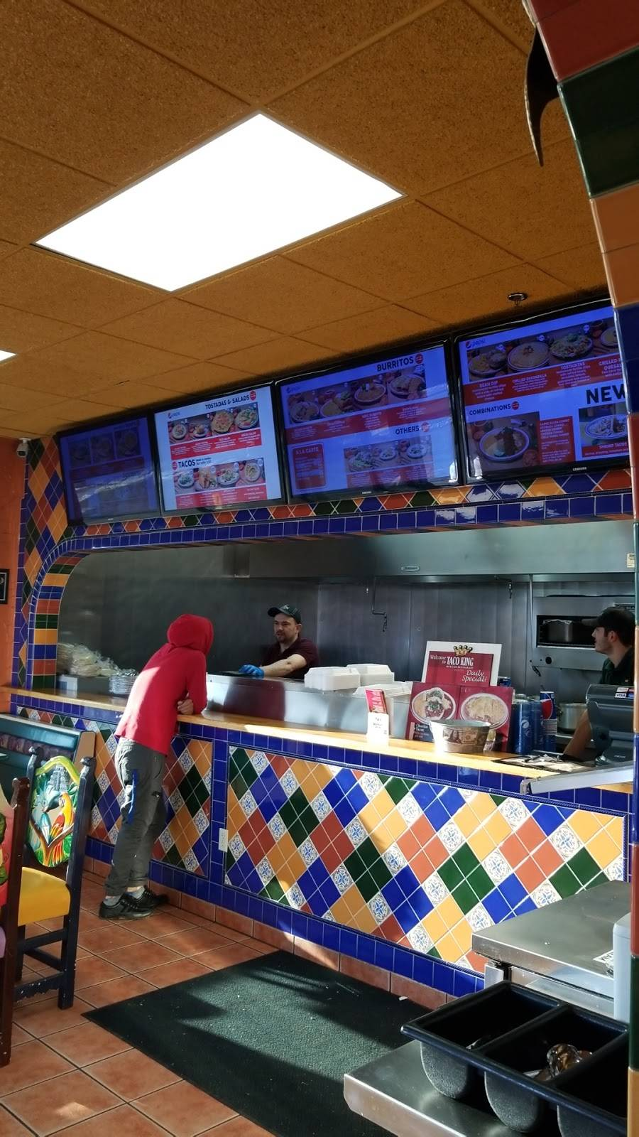 Taco King - meal delivery  | Photo 7 of 9 | Address: 3561 E Tudor Rd #2, Anchorage, AK 99507, USA | Phone: (907) 771-6056