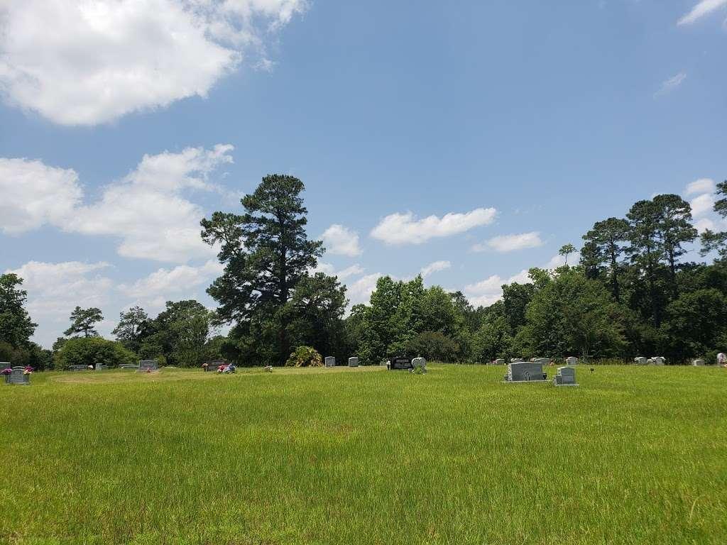 Golden Gate Cemetery - cemetery  | Photo 2 of 3 | Address: Conroe, TX 77304, USA