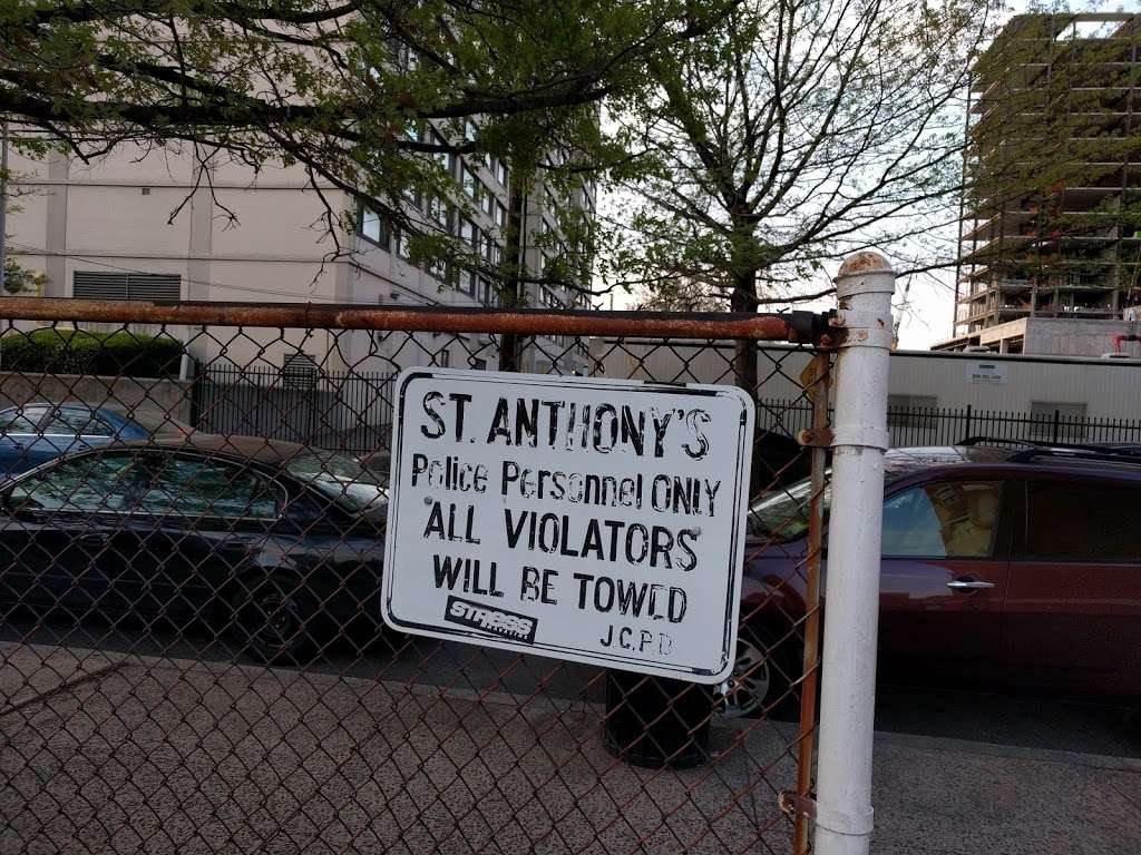 Parking For St. Anthony - school  | Photo 1 of 2 | Address: 139 9th St, Jersey City, NJ 07302, USA