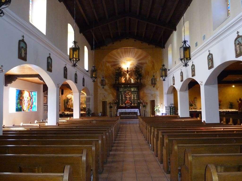 Holy Family Catholic Church - church  | Photo 1 of 10 | Address: 1011 E L St, Wilmington, CA 90744, USA | Phone: (310) 834-6333