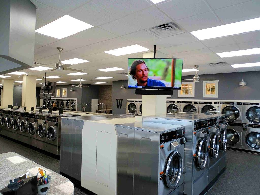 WashStop Laundry Center - laundry  | Photo 1 of 6 | Address: 850 S Valley Forge Rd, Lansdale, PA 19446, USA | Phone: (215) 362-7700