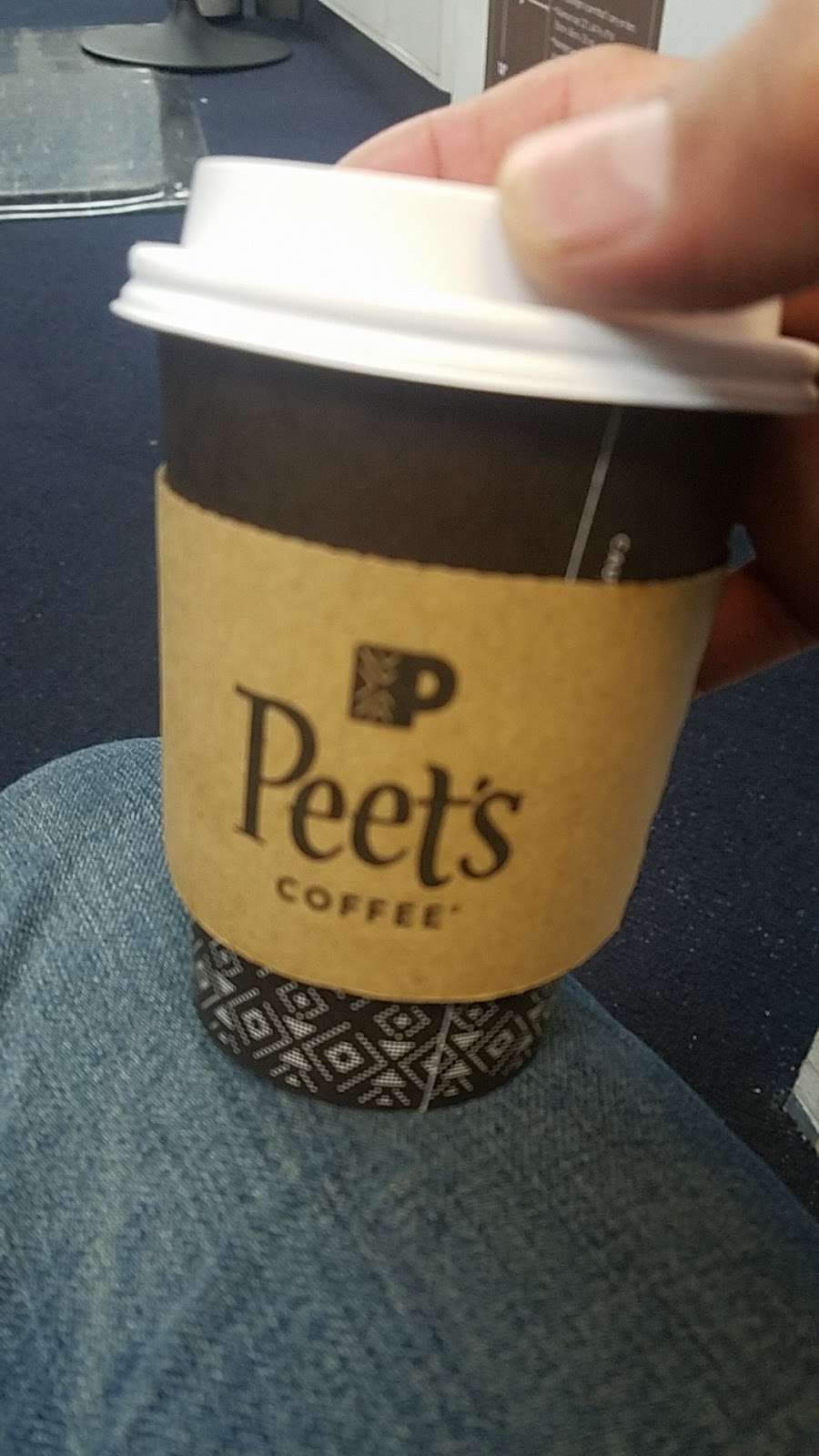 Peets Coffee - cafe    Photo 4 of 10   Address: 300 World Way, Los Angeles, CA 90045, USA
