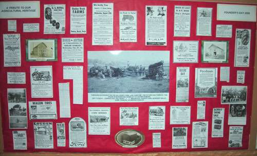Wyoming County Historical Society - museum    Photo 2 of 2   Address: 11 E Harrison St #1003, Tunkhannock, PA 18657, USA   Phone: (570) 836-5303